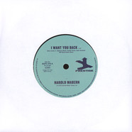 Harold Mabern / Funk Inc. - I want You Back / Sister Janie