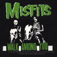 Misfits - Walk Around You - Live At Detroit Ballroom 1982