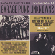 V.A. - Last Of The Garage Punk Unknowns Volume 8