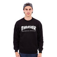Thrasher - Skate Mag Crewneck Sweater