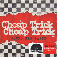 Cheap Trick - Found New Parts EP