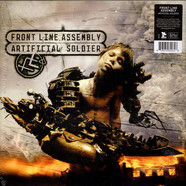 Front Line Assembly - Artificial Soldier Black Vinyl Edition