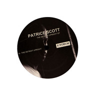 Patrice Scott - The Detroit Upright EP