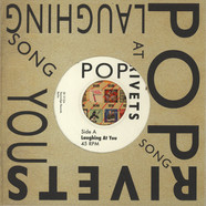 Pop Rivets - Laughing At You / Song Song White Vinyl Edition