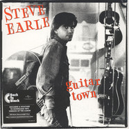 Steve Earle - Guitar Town Back To Black Edition