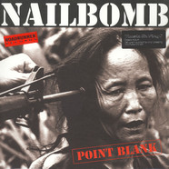 Nailbomb - Point Blank Black Vinyl Edition