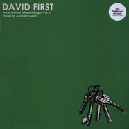 David First - Same Animal, Different Cages: Etudes For Acoustic Guitar Volume 1