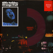Billie Holiday - Strange Fruit Colored Vinyl Edition