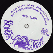 Afik Naim - Songs For Tova
