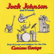 Jack Johnson & Friends - OST Sing-A-Longs & Lullabies For Film Curious George