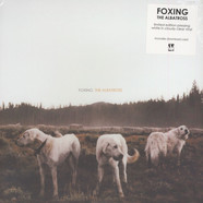 Foxing - The Albatross Cloudy Clear Vinyl Edition