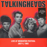 Talking Heads - Live At Werchter Festival, July 4 1982 Matrix-FM 180g Vinyl Edition