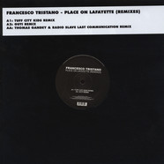 Francesco Tristano - Place On Lafayette Remixes