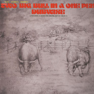 King Tubby - Two Big Bull In A One Pen Dubwise Versions