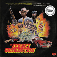 Enforcers, The (K-Def & El Da Sensei) - The Jersey Connection Colored Vinyl Edition