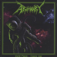 Armory - World Peace ... Cosmic War Colored Vinyl Edition