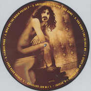 Frank Zappa - Zappa On The Crapper Picture Disc