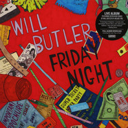 Will Butler of Arcade Fire - Friday Night