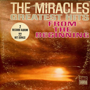The Miracles - Greatest Hits From The Beginning