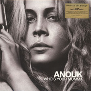 Anouk - Who's Your Momma Transparent Silver Vinyl Edition
