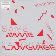Tim Burgess & Peter Gordon - Same Language, Different Worlds Clear Vinyl Edition