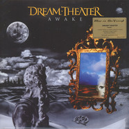 Dream Theater - Awake Silver Vinyl Edition