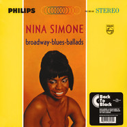 Nina Simone - Broadway Blues Ballads Back To Black Edition