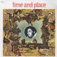Lee Moses - Time And Place Colored Vinyl Edition