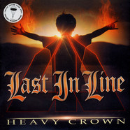 Last In Line - Heavy Crown Clear Vinyl Edition