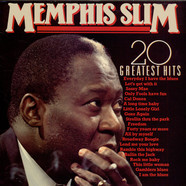 Memphis Slim - 20 Greatest Hits