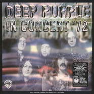 Deep Purple - Live In Concert '72