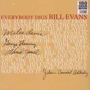 Bill Evans Trio - Everybody Digs Bill Evans