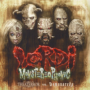 Lordi - Monstereophonic - Theaterror Vs. Demonarchy Black Vinyl Edition