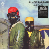 Black Sabbath - Never Say Die Gray Vinyl Edition