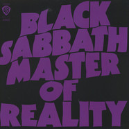 Black Sabbath - Master Of Reality Green Vinyl Edition