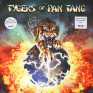 Tygers Of Pan Tang - Tygers Of Pan Tang Colored Vinyl Edition