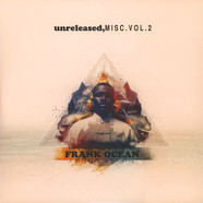 Frank Ocean - unreleased, MISC. Volume 2 Clear Vinyl Edition