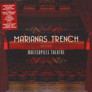 Marianas Trench - Masterpiece Theatre 180gram Colored Vinyl Version