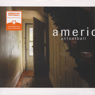 American Football - American Football LP 2 Orange Vinyl Edition