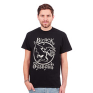 Black Sabbath - 45th Anniversary Logo T-Shirt