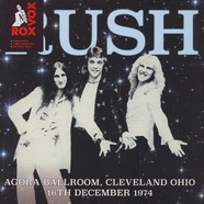 Rush - Agora Ballroom, Cleveland, Ohio 16th December 1974