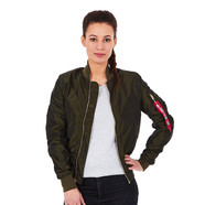 Alpha Industries - MA-1 LW PM Iridium Wmn