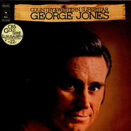 George Jones - Country & Western Superstar
