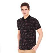 Fred Perry - Tonal Camo Print Pique Polo Shirt