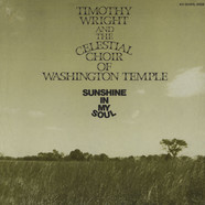 Timothy Wright & The Celestial Choir Of Washington Temple - Sunshine In My Soul