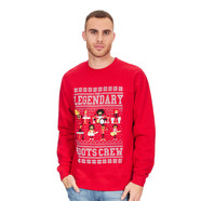 Roots, The - Legendary Holiday Crewneck Sweater