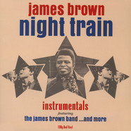 James Brown - Night Train Red Vinyl Version