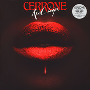 Cerrone - Red Lips Red Vinyl Edition
