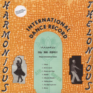 Harmonious Thelonious - International Dance Record