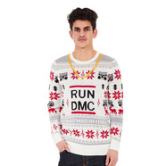 Run DMC - Chain Ugly Holiday Knit Sweater